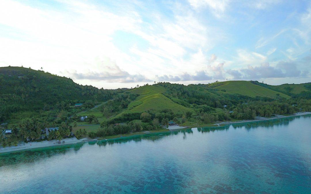 Flying Air Rarotonga to Travel to Aitutaki