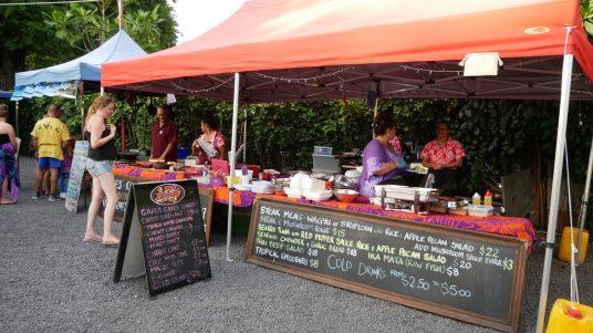 muri night market rarotonga fittwotravel.com