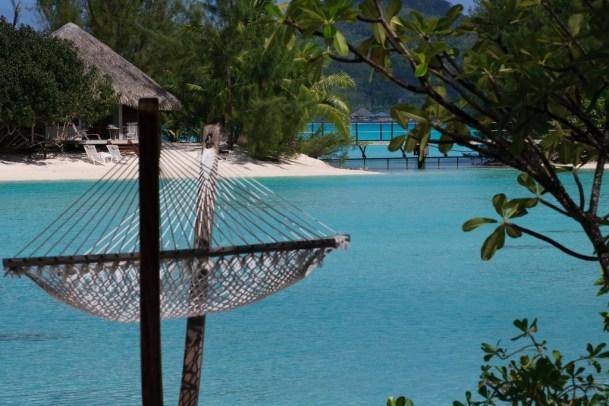 best overwater bungalows Bora Bora Le Meridien
