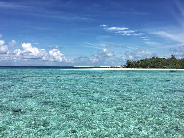 overwater bungalows maldives Adaaran Prestige Vadoo