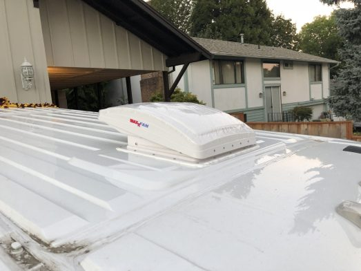 how to install roof vent in van fittwotravel.com