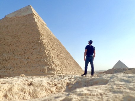 Cairo Egypy Pyramids bucketlist destinations