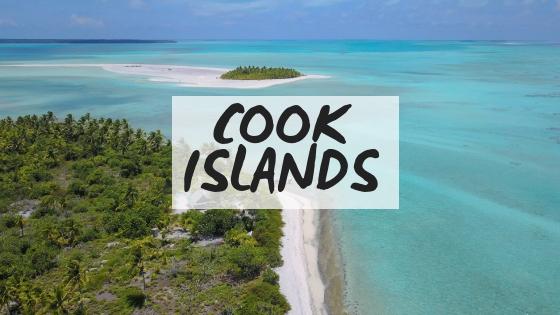 Cook islands blog posts