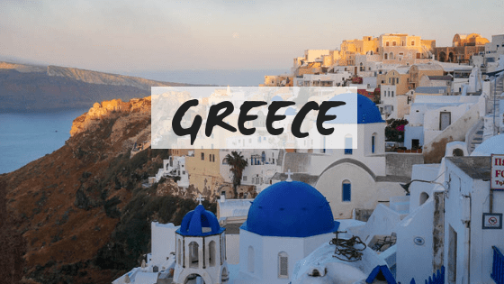 greece blog posts