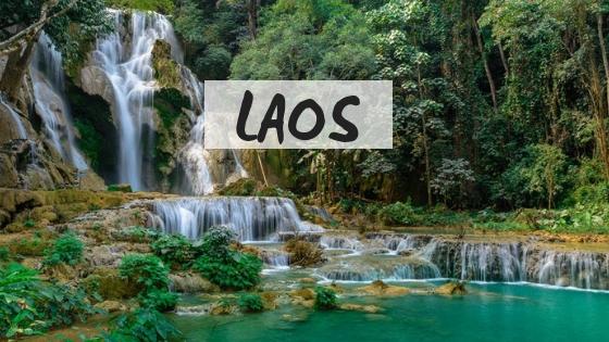 Laos destination page