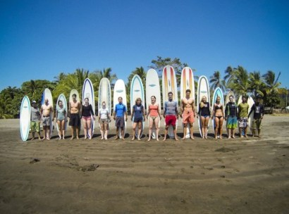 School of the World surf and yoga Retreat