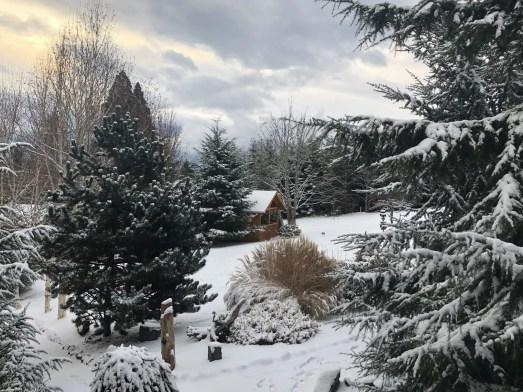 Carson Ridge Cabins Washington