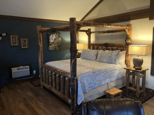 Romantic Cabins Carson Ridge Cabins