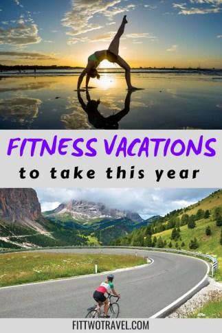 Wellness and Fitness retreats 2020