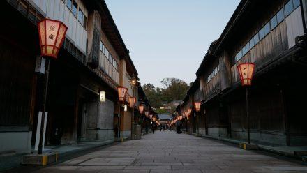 Japan itinerary 2 days in kanazawa