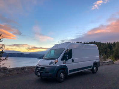 Where to rent a camper van United States