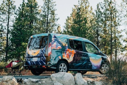 Escape Campervan Rentals in United States
