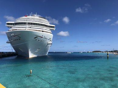 Carnival cruise Grand Turk