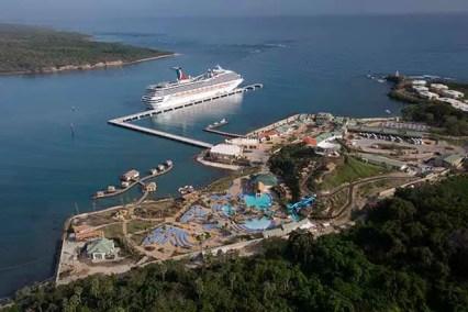 Cruise to Amber Cove