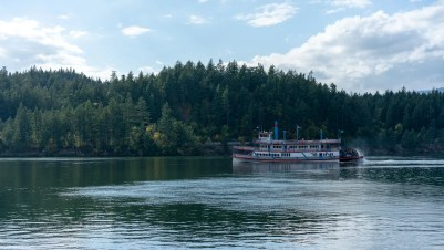Columbia River Portland Spirit