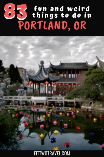 Things to do in Portland, OR | Where to eat in Portland | Where to stay in Portland | Portland for first time visitors