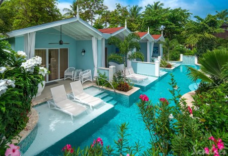 Sandals resorts st lucia halcyon beach