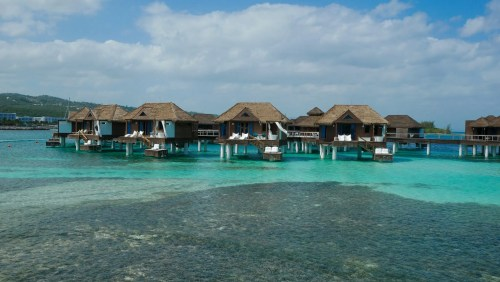 sandals overwater bungalows royal caribbean