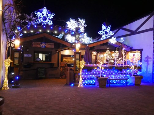 Christmas in leavenworth