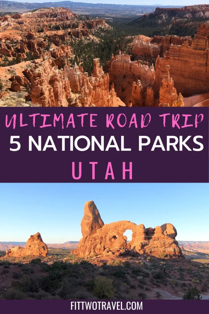 Guide to the perfect 10 day Utah road trip