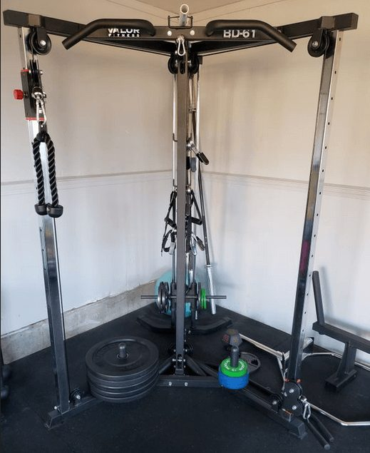Valor Fitness Cb12 : valor, fitness, Cable, Machines, Afford, FittyLife