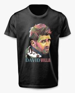T-Shirt-001-balck-Villa1