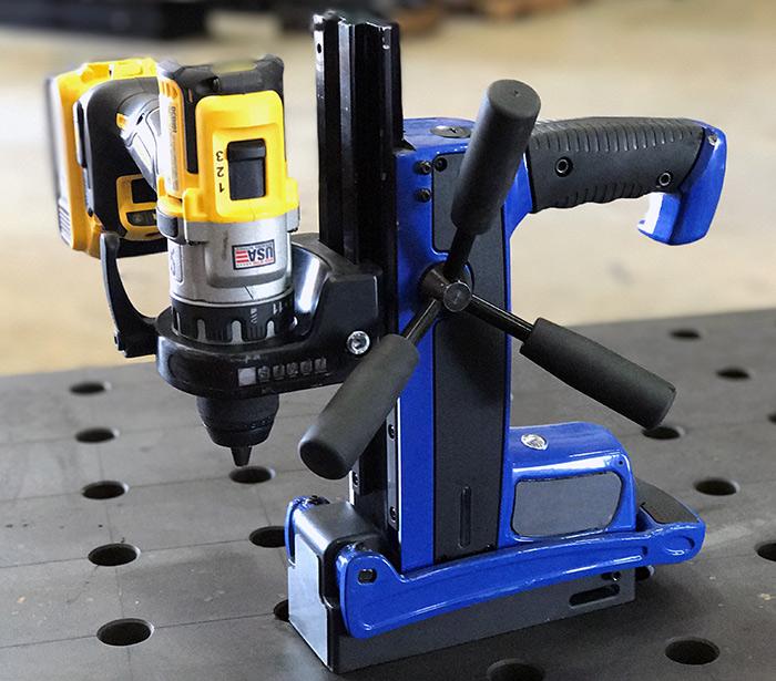 Mag Base Drill