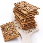 Glutenvrije crackers zelf bakken