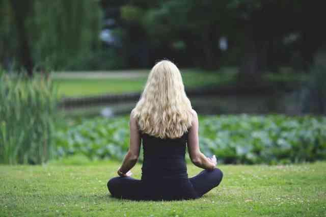 leren mediteren, het is eigenlijk heel eenvoudig