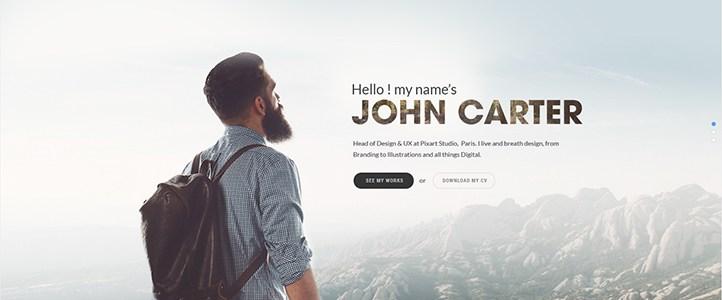 TheJ WordPress Portfolio Theme