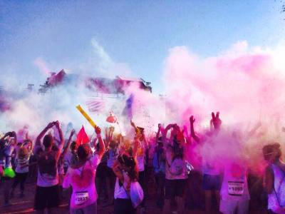 Color Run Marseille