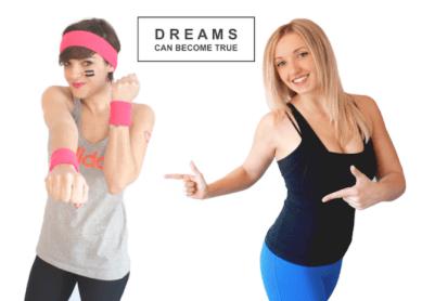 Fit Your Dreams sur Un blog Une fille