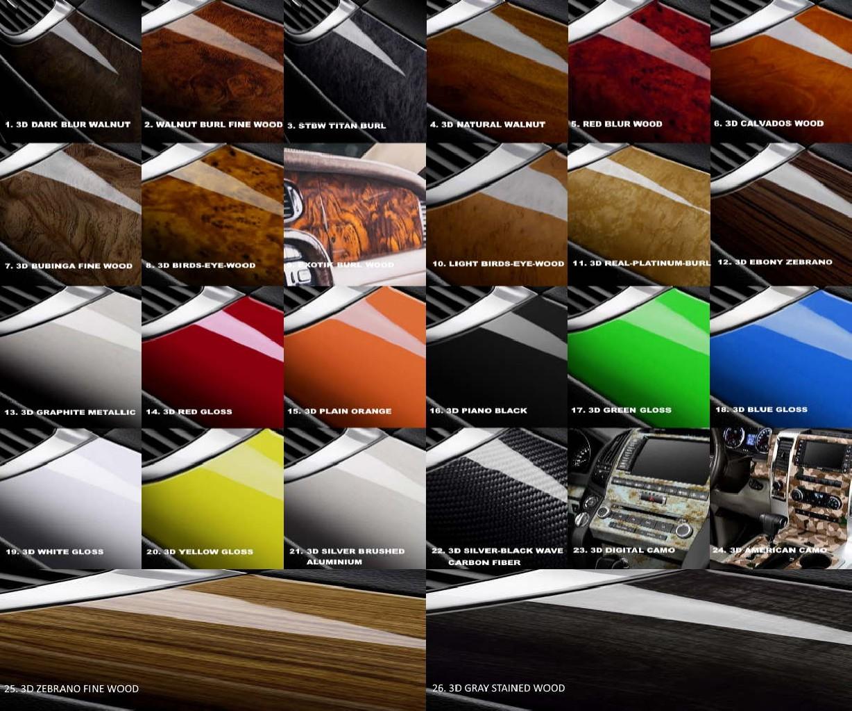 Peugeot 106 04 91 07 96 3m 3d Interior Dashboard Trim Kit
