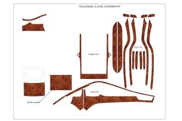 3M Shop UK Custom Car Interior Dash board Trim Kits