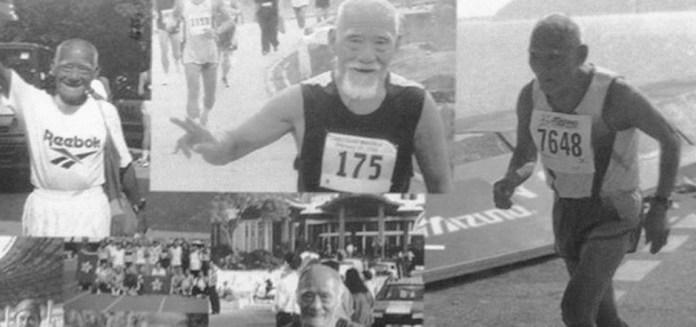 葉伯葉倫明馬拉松跑手
