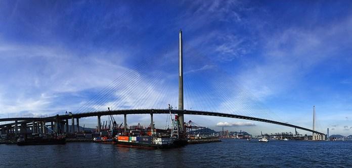 昂船洲大橋