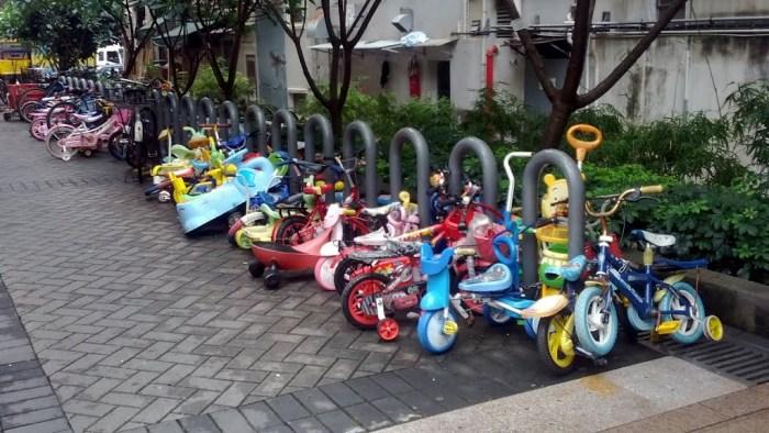 單車位_香港