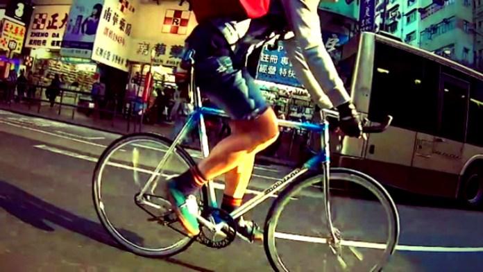鬧市踩單車 機會難得_f
