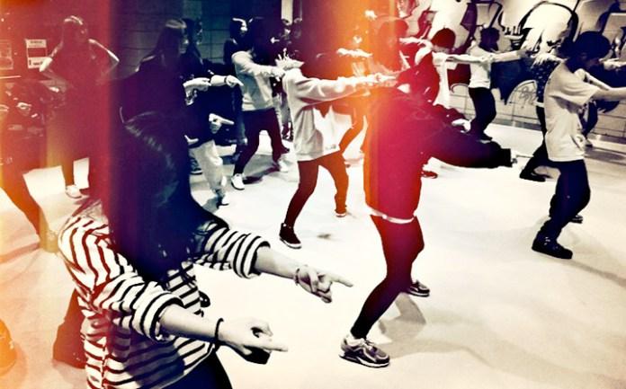 跑女去跳舞