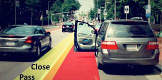 車門反手開 確保單車騎士安全f