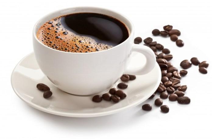 喝咖啡能減重01