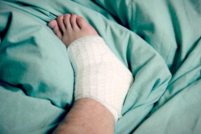 我們都跑過、傷過、痛過 (四)—腳傷帶我回到Gym房的宇宙