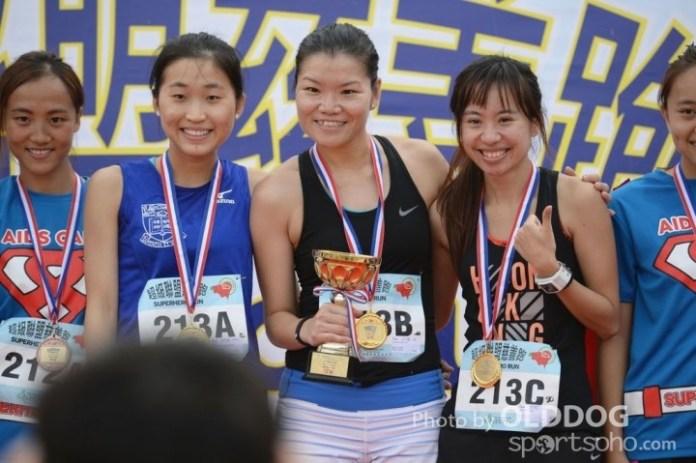 加倍快樂我們人生中第一個長跑冠軍3