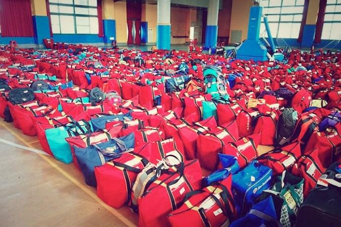 [跑向台北] 台灣賽事必備的紅色衣物保管袋_01