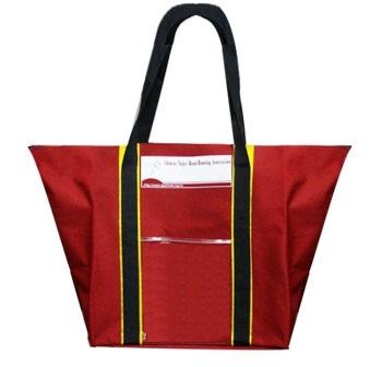 [跑向台北] 台灣賽事必備的紅色衣物保管袋_04