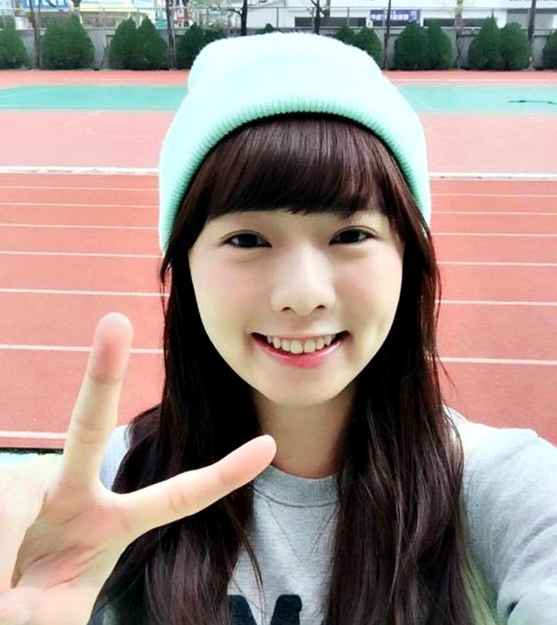 台灣10大跑步女神 10簡廷芮