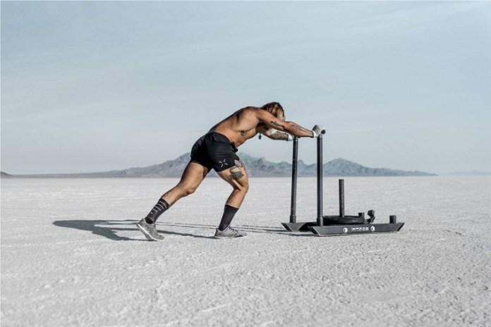 Michael Miraglia Strongman marathon