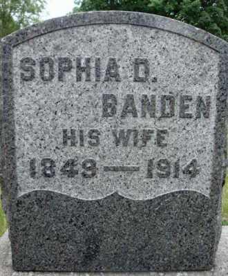sophia-banden-grave-site