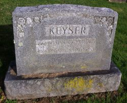 william-keyser-grave