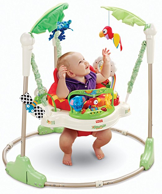 fisher price rainforest healthy care high chair 2 round pod top 10 best baby seats in 2019 reviews jumperoo